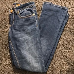 Seven for all mankind size 8